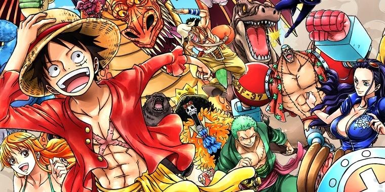 Cảm nhận riêng về One Piece